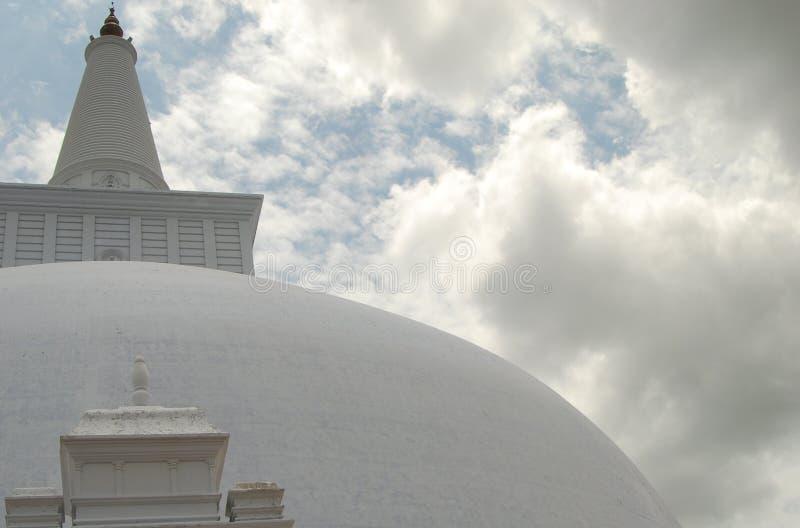 Pagoda impecable foto de archivo libre de regalías