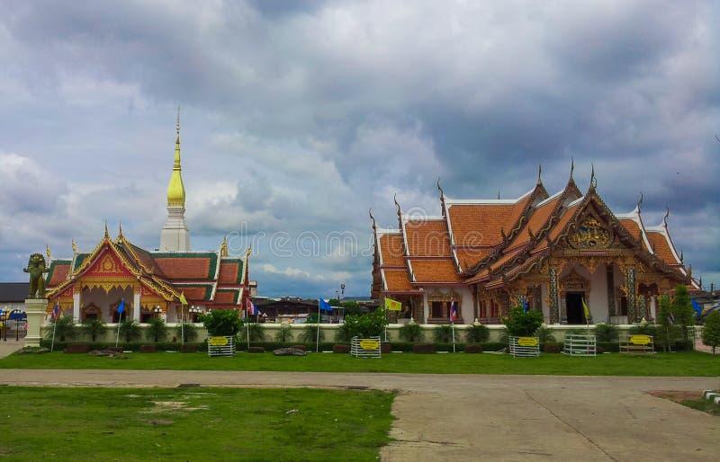 Download Pagoda (Phra Ce Copain De Choeng) 6 Image stock - Image du église, bouddha: 45371321
