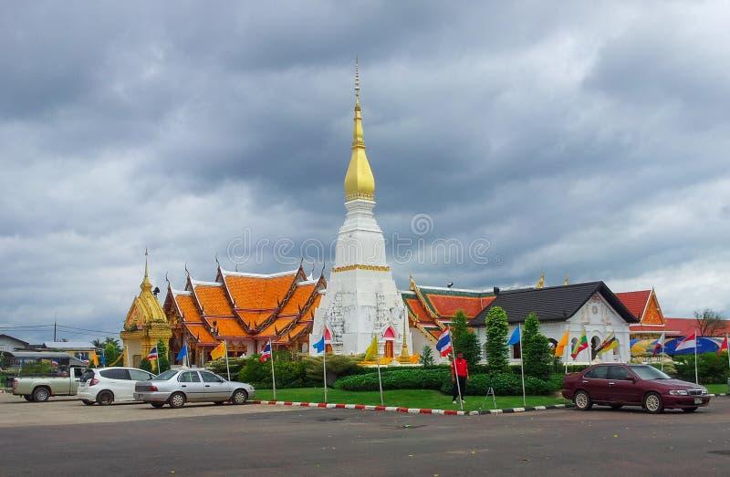 Pagoda (Phra quell'amico di Choeng) 5 fotografia stock