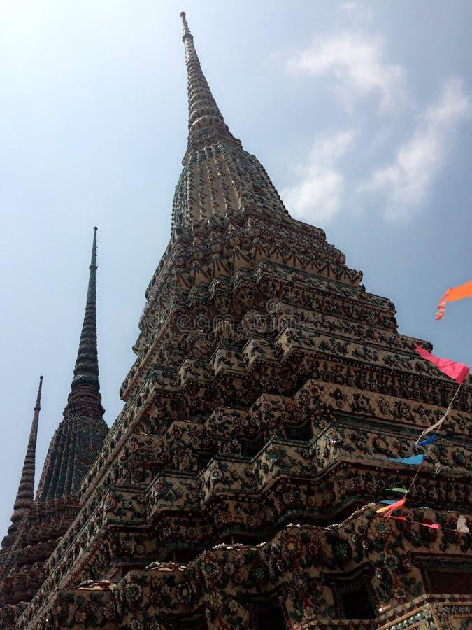 Download Pagoda Przy Wata Pho świątynią Obraz Stock - Obraz złożonej z sanktuarium, klasyczny: 57653079