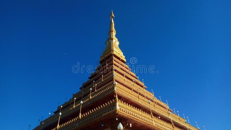 Pagoda thaïe images libres de droits