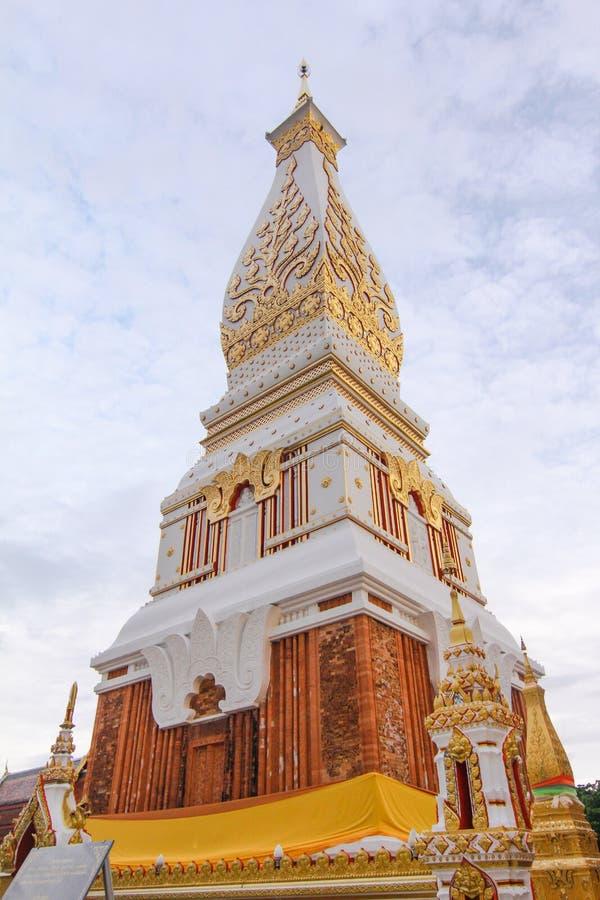 Pagoda thaïe photographie stock