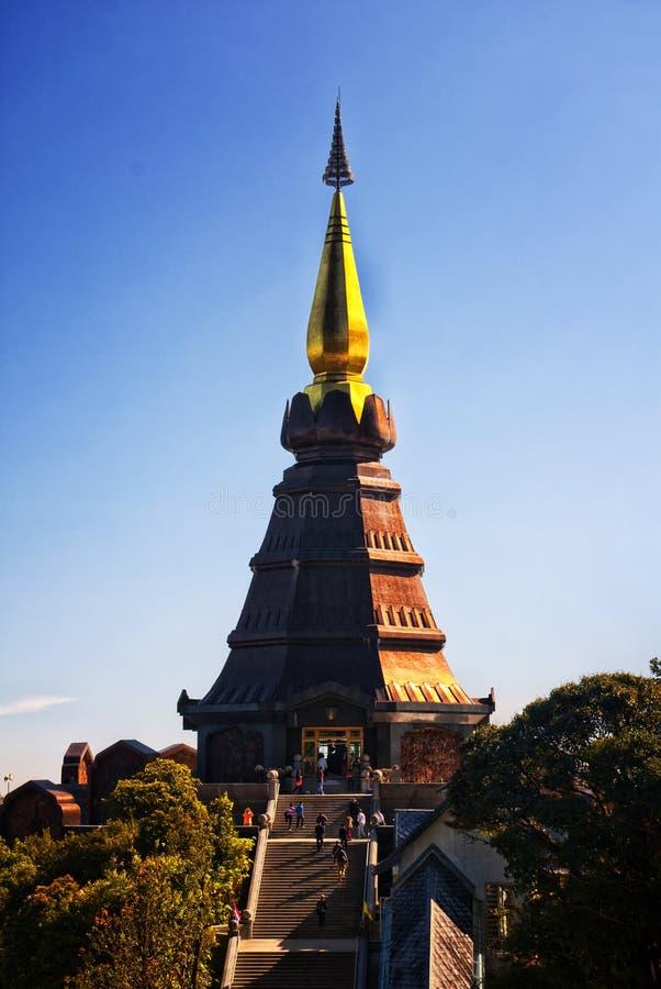 Pagoda Thaïlande du ` s de roi photo libre de droits