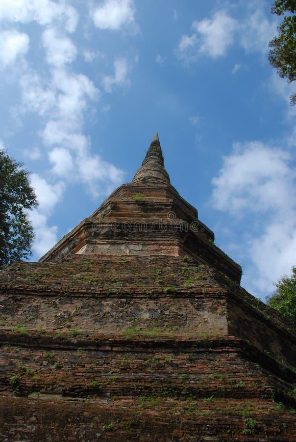 Pagoda vieja fotografía de archivo