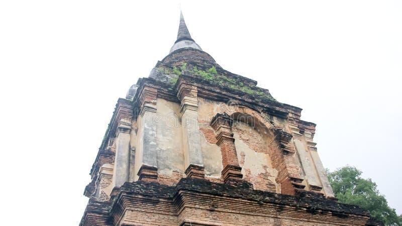 Pagoda vieja del vintage imagenes de archivo