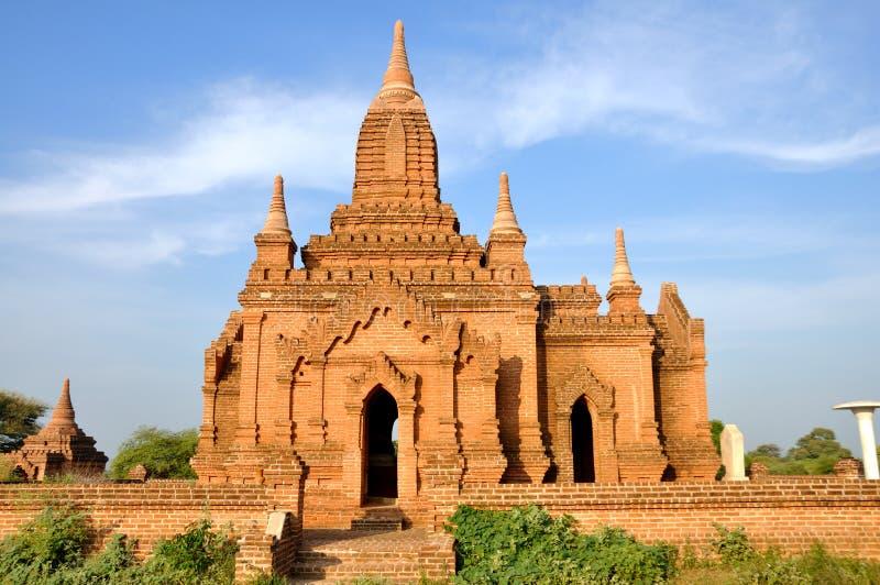 Pagoda w Bagan, Myanmar obraz stock