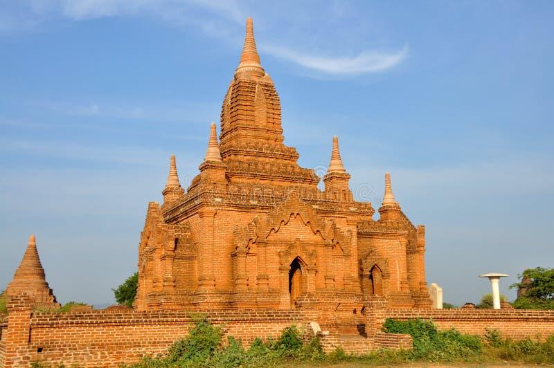 Pagoda w Bagan, Myanmar fotografia stock