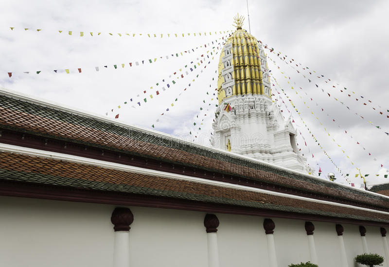 Download Pagoda Wat Phra Sri Rattana Mahathat Phitsanulok, Al Norte De Thaila Foto de archivo - Imagen de religioso, atracción: 41900940