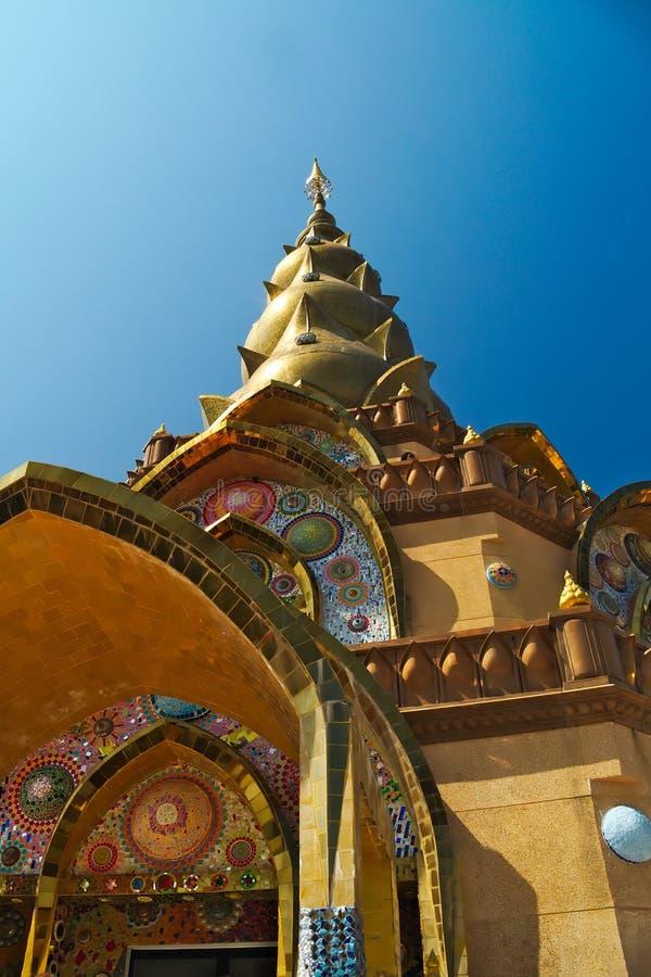 Pagoda Wata pha sorn kaew zdjęcia stock