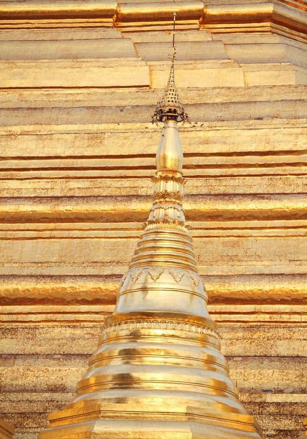 pagoda złota zdjęcie royalty free