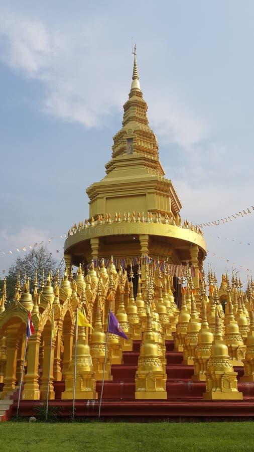 Pagodas stock photo