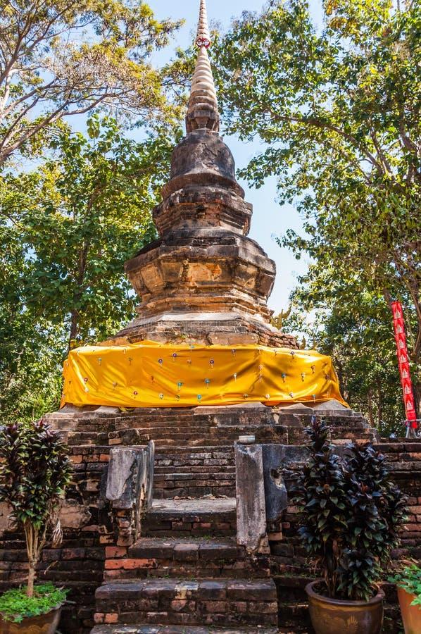 Download Pagode Van Wat Phra That Jom Kitti Stock Afbeelding - Afbeelding bestaande uit geloof, oriëntatiepunt: 39113529