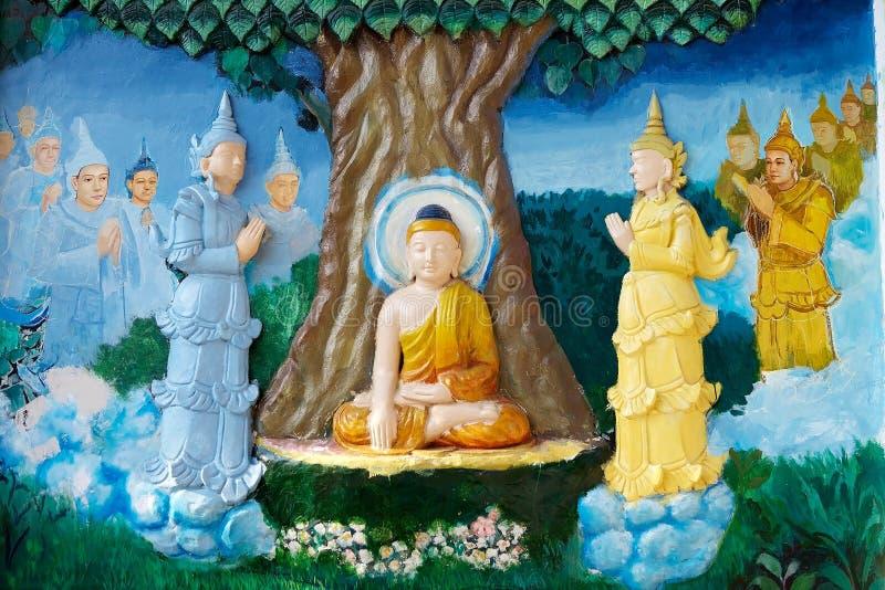 pagodowy Myanmar shwedagon Yangon obraz stock