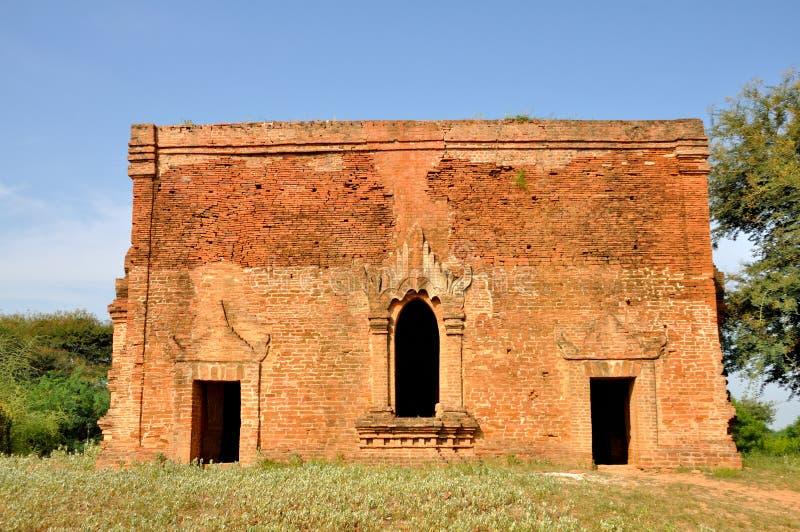 Download Pagody w Bagan, Myanmar zdjęcie stock. Obraz złożonej z international - 57667220