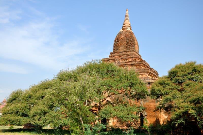 Download Pagody w Bagan, Myanmar zdjęcie stock. Obraz złożonej z królestwa - 57667384