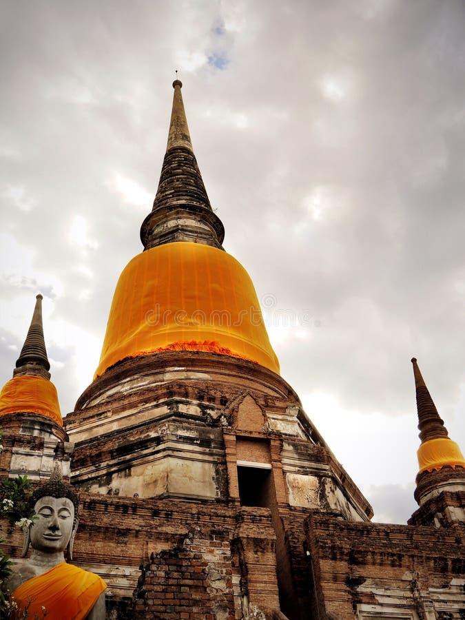 Thailand pagoda royalty free stock photography