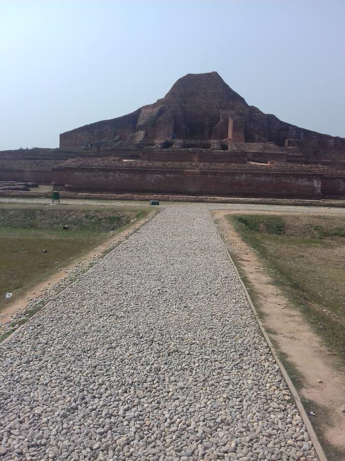 Paharpur. Rangpur,paharpur is a historical place stock image