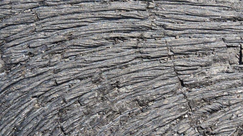 Pahoehoe lava royaltyfri bild