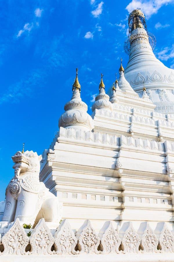 Pahtodawgyi Amarapura Mandalay stan Myanmar zdjęcie royalty free