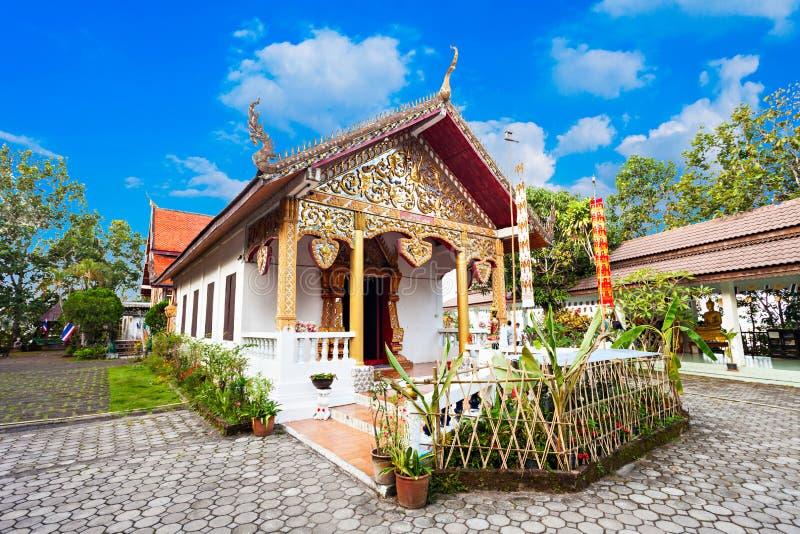 Pai Temple royalty-vrije stock foto's