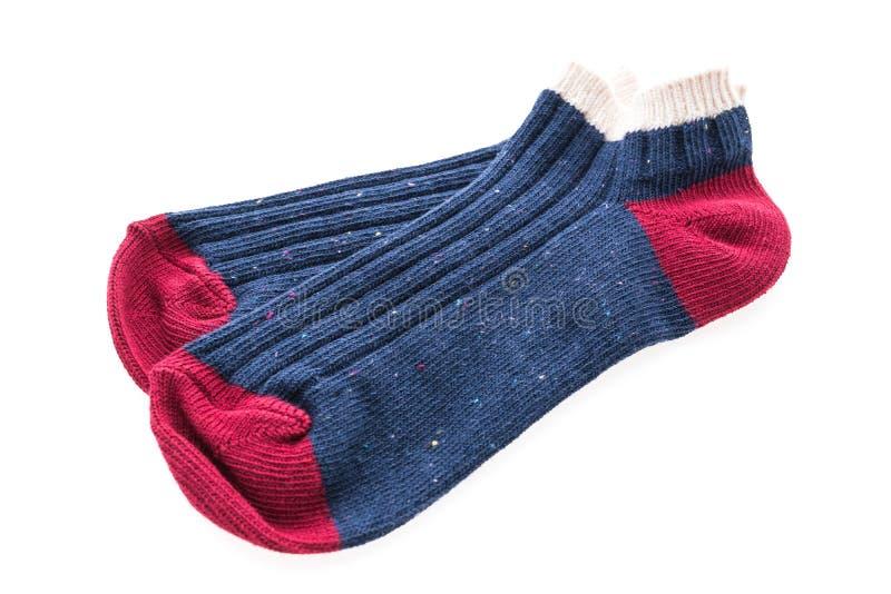 Paia del calzino immagini stock