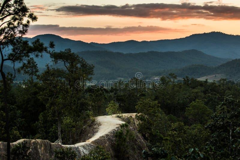 Paicanion, Thailand royalty-vrije stock afbeelding