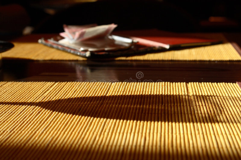 Download Paid Bill In The Restaurant Stock Photo - Image: 1225382