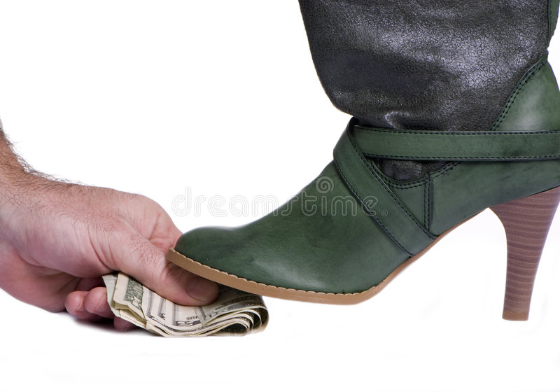 Download A Paid Boot 2 stock image. Image of prostitute, need, high - 1770523