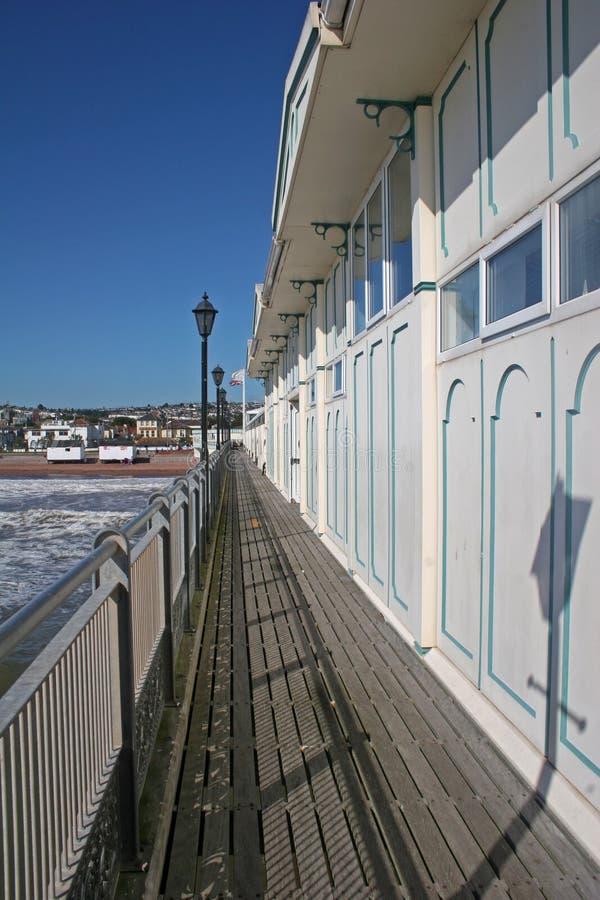 Free Paignton Pier Stock Photo - 12748630