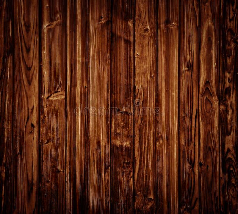 Painéis de madeira imagens de stock