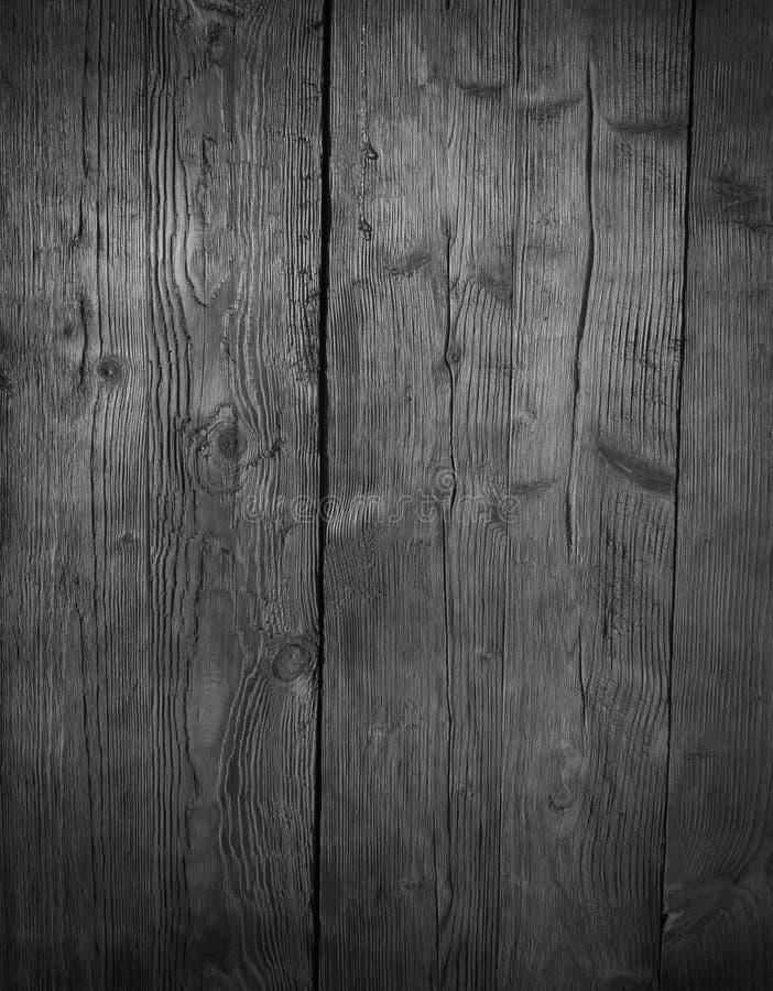 Painéis velhos do fundo preto fotografia de stock