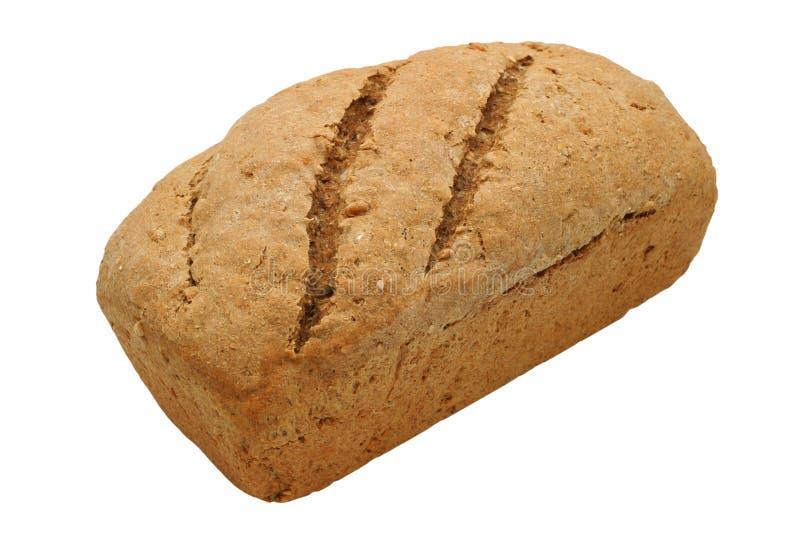 Pain chaleureux de pain image stock