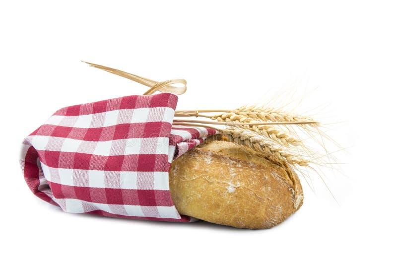 Pain de blé image libre de droits