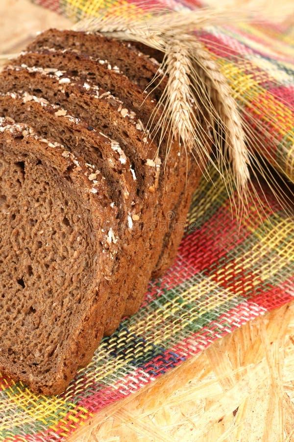 Pain de blé entier photos stock