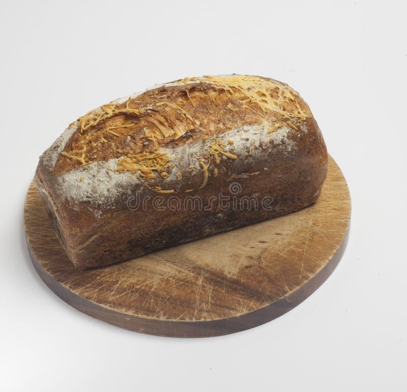 pain de blé de Plein-grain photographie stock libre de droits