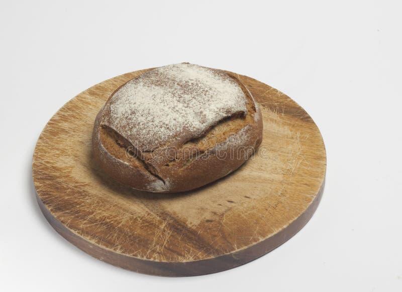 pain de blé de Plein-grain image stock