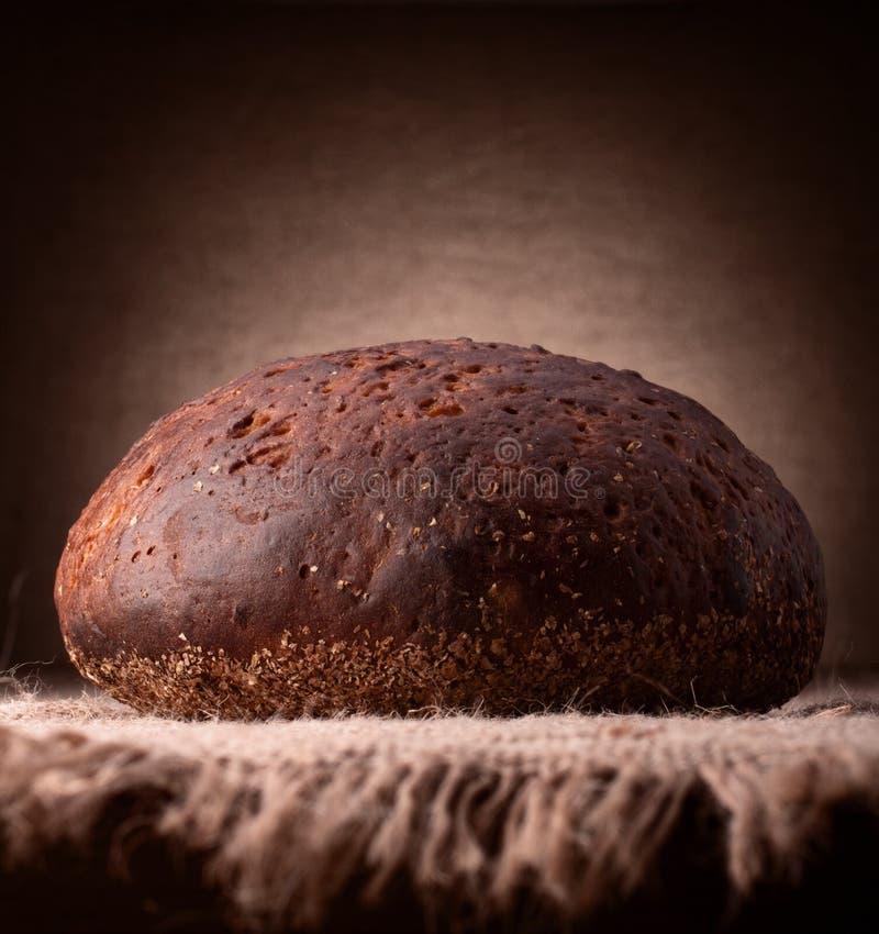Pain de pain de seigle photo libre de droits