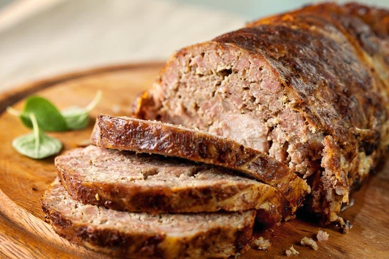Pain de viande photographie stock libre de droits