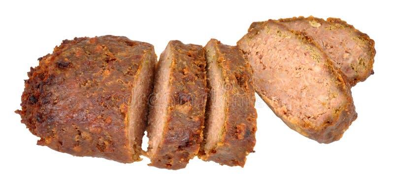 Pain de viande cuit photos libres de droits