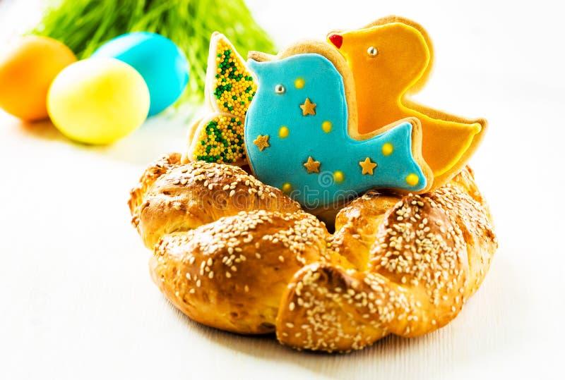 Pain doux de Pâques images stock
