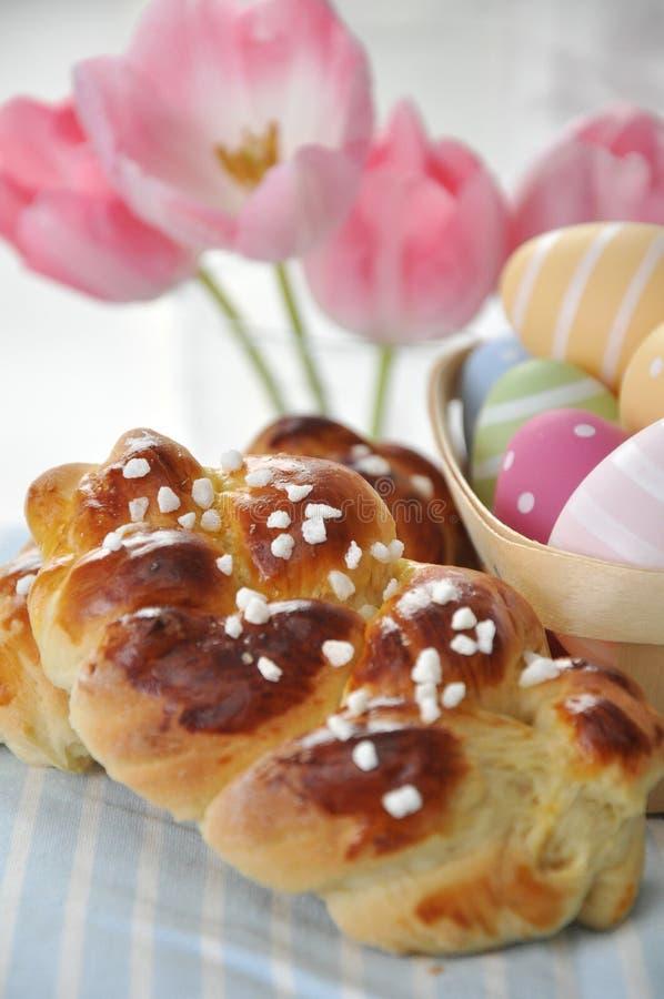 Pain doux de Pâques d'Allemand photo stock
