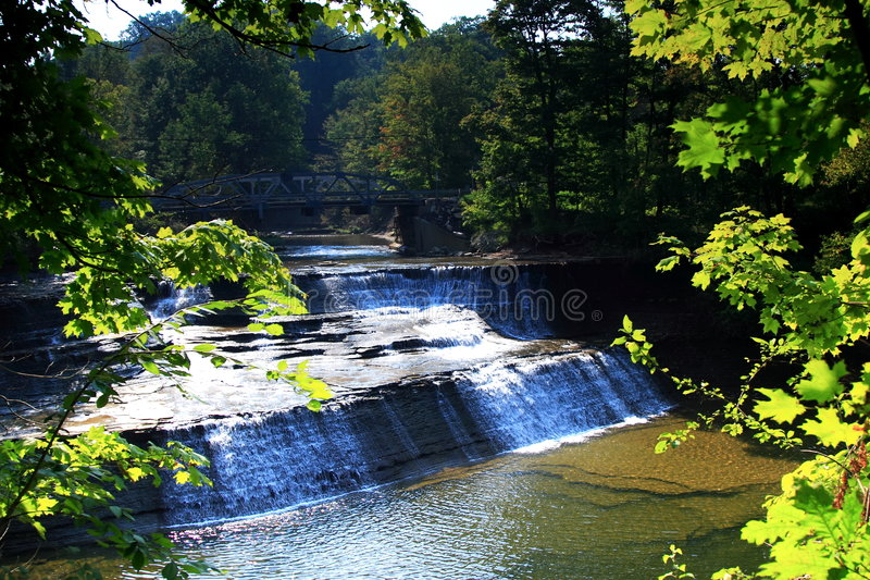 Download Paine Falls 2 Royalty Free Stock Photo - Image: 1308355