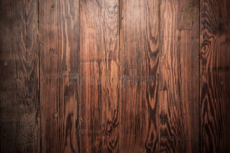 Painel de madeira rústico fotografia de stock