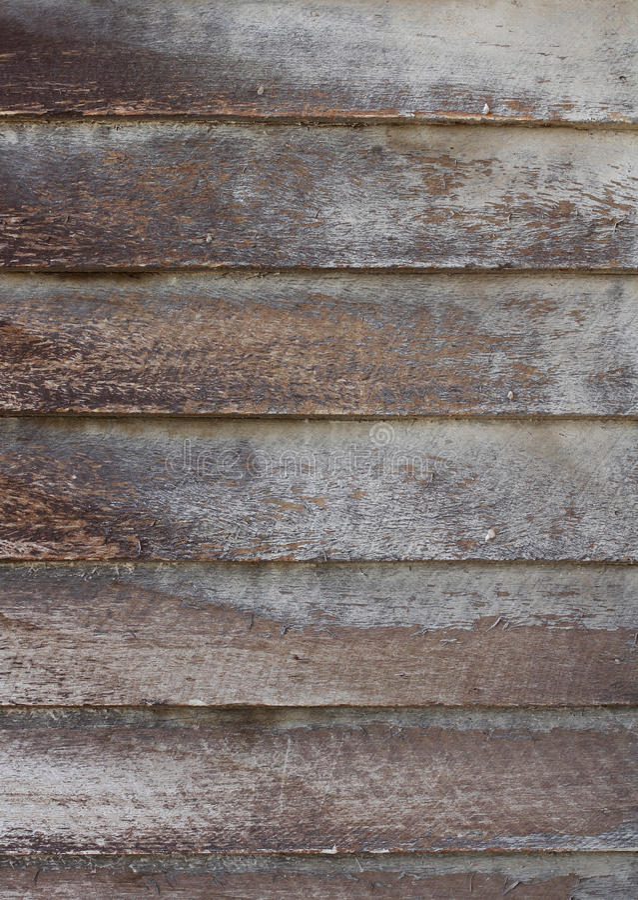 Painel de parede da madeira fotos de stock