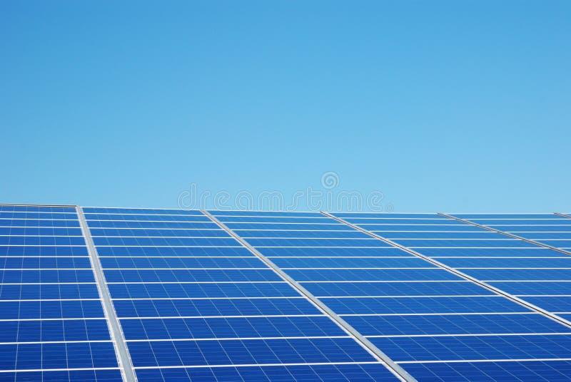 Painel solar fotos de stock