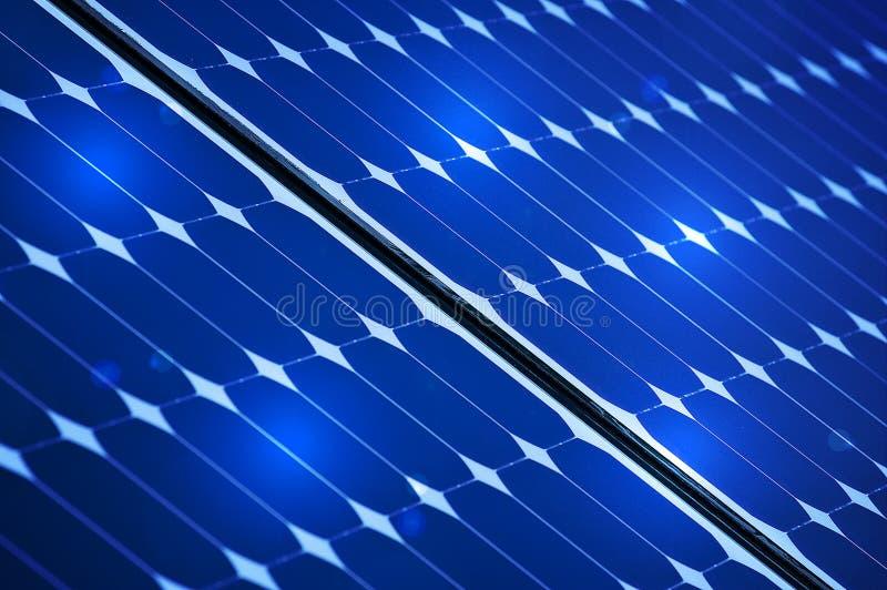 Painel solar Photovoltaic imagens de stock
