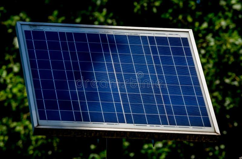 Painel solar Photovoltaic foto de stock royalty free