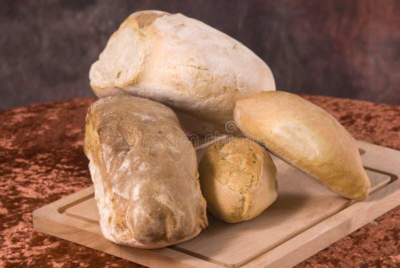 Pains de pain image libre de droits