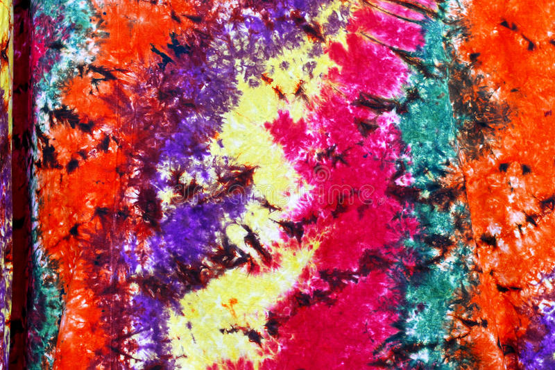 Paint. Abstract chaotic pattern made from poured paint stock photography