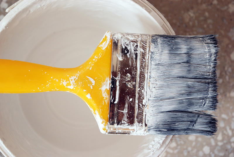 Download Paint Brush Stock Photography - Image: 10517742